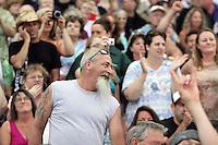 NW Washington Fair-concert goers. August 18, 2009 PHOTOS BY MERYL SCHENKER