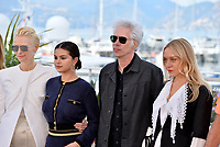 CANNES, FRANCE. May 15, 2019: Tilda Swinton, Selena Gomez, Jim Jarmusch &amp; Chloe Sevigny at the photocall for &quot;The Dead Don't Die&quot; at the 72nd Festival de Cannes.<br /> Picture: Paul Smith / Featureflash
