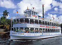 USA, Florida, Fort Lauderdale: Jungle Queen Riverboat | USA, Florida, Fort Lauderdale: Jungle Queen Riverboat