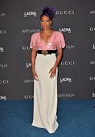 LOS ANGELES, USA. November 03, 2019: Regina King at the LACMA 2019 Art+Film Gala at the LA County Museum of Art.<br /> Picture: Paul Smith/Featureflash