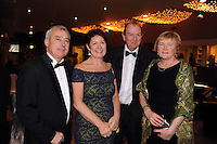 Ogie and Anne Moran, Tim and Eileen Crowley at the Bord Gais Energy Munster GAA Awards in The Malton Hotel, Killarney at the weekend.<br /> Picture by Don MacMonagle<br /> PR photo from Munster Council<br /> Further info: ed Donnelly e;pro.munster@gaa.ie