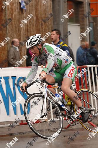 Michael Van Staeyen , Junioren