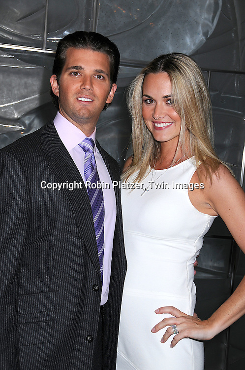 "Donald Trump, Jr and wife Vanessa.at ""The Celebrity Apprentice"" after party for the March 27th, 2008 Finale sponsored by Vera Wang by Serta, Redbook and Kodak at The Rock Center Cafe in Rockefeller Center in New York City...Robin Platzer, Twin Images"