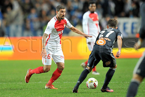 26.11.2016. Monaco, France. French League 1 football. Monaco versus Marseille.  Gabriel BOSCHILIA (asm)