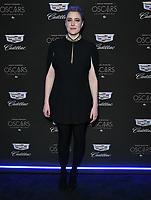 06 February 2020 - Los Angeles - Greta Gerwig. Cadillac Celebrates The 92nd Annual Academy Awards held at Chateau Marmont. Photo Credit: Birdie Thompson/AdMedia