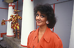 Amanda Barrie actress in Covent Garden London busker came and helped make the shoot work. Taken for the Radio Times 1991.