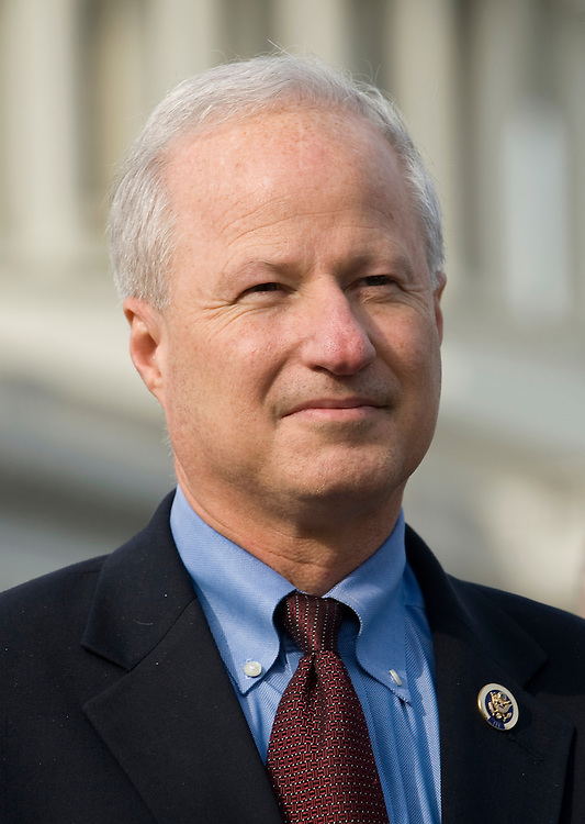 Rep. Mike Coffman, R-Colo., participates in a news conference on the plight of the residents at Camp Ashraf in Iraq on Tuesday, Dec. 12, 2009.