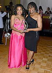 MIAMI, FL - MARCH 12: Dottie Joseph and Marleine Bastien  attends the Haitian Lawyer Association 18th Annual Scholarship Gala with Keynote speaker Garcelle Beauvais while campaigning for Hillary Clinton at JW Marriott Miami on Saturday March 12, 2016 in Miami, Florida. ( Photo by Johnny Louis / jlnphotography.com )