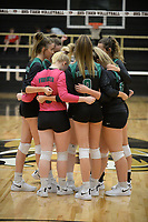 NWA Democrat-Gazette/ANDY SHUPE<br /> Bentonville's Van Buren's Tuesday, Sept. 10, 2019, during play in Tiger Arena in Bentonville. Visit nwadg.com/photos to see more photos from the match.