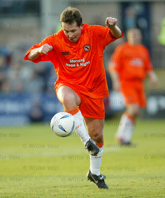 Billy Dodds, Dundee Utd.pic willie vass