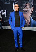 LOS ANGELES, CA. October 01, 2018: Reid Scott  at the world premiere for &quot;Venom&quot; at the Regency Village Theatre.<br /> Picture: Paul Smith/Featureflash