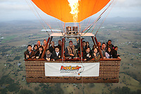 20130704 July 04 Hot Air Balloon Gold Coast
