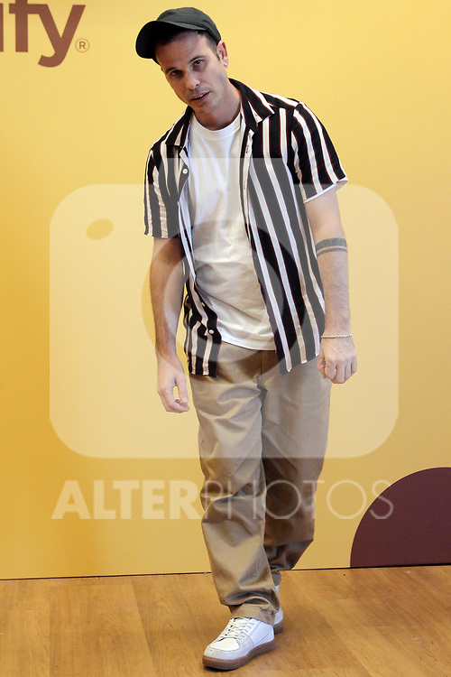 The musician, composer, dj and music producer, Alizzz, during the Spanish Urban Music Event organized by Spotify on September 25, 2019 in Madrid, Spain.(ALTERPHOTOS/ItahisaHernandez)