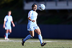 02 December 2012: UNC's Ranee Premji (CAN). The University of North Carolina Tar Heels played the Penn State University Nittany Lions at Torero Stadium in San Diego, California in the 2012 NCAA Division I Women's Soccer College Cup championship game. UNC won the game 4-1.
