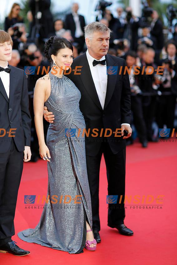 Alec Baldwin .Cannes 20/5/2013 .Festival del Cinema di Cannes .Foto Panoramic / Insidefoto .ITALY ONLY