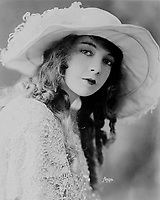 Lillian Diana Gish (October 14, 1893 - February 27, 1993) was an American stage, screen and television actress whose film acting career spanned 75 years, from 1912 to 1987.<br /> Nell Dorr photographer.