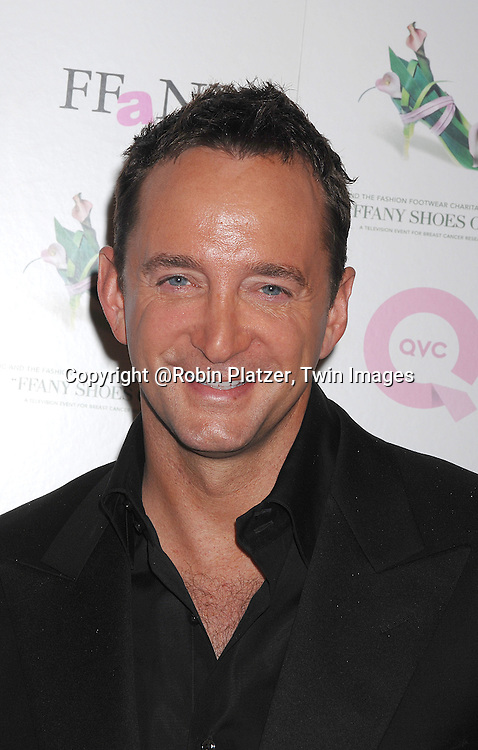 """Clinton Kelly, of What Not to Wear..at The QVC  """"FFANY Shoes on Sale"""" Gala to benefit breast cancer research on October 17, 2007 at The Waldorf Astoria Hotel in New York. ..Robin Platzer, Twin Images....212-935-0770"""