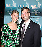 Producer Terry Schnuck's Family attending the Off-Broadway Opening Night Performance After Party for 'Falling' at Knickerbocker Bar & Grill on October 15, 2012 in New York City.
