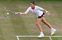 GARBI&Ntilde;E MUGURUZA (ESP)<br /> <br /> TENNIS - AEGON INTERNATIONAL - DEVONSHIRE PARK, EASTBOURNE - ATP - 500 - WTA PREMIER, GB - 2017  <br /> <br /> <br /> &copy; TENNIS PHOTO NETWORK