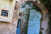 Europe/France/2B/Haute Corse/Balagne/Pigna: Auberge: Casa Musicale