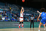 KATY - MARCH 15: Nicholls State v Texas A&M Corpus Christi at Merrell Center in Katy on March 15, 2019 at Southland Conference Basketball Championship in Katy, Texas (Photo by Rick Yeatts)
