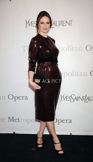 WWW.ACEPIXS.COM . . . . . ....March 15 2009, New York City....Actress Emily Mortimer arriving at The Metropolitan Opera's 125th Anniversary Gala at The Metropolitan Opera House, Lincoln Center on March 15, 2009 in New York City.....Please byline: KRISTIN CALLAHAN - ACEPIXS.COM.. . . . . . ..Ace Pictures, Inc:  ..tel: (212) 243 8787 or (646) 769 0430..e-mail: info@acepixs.com..web: http://www.acepixs.com