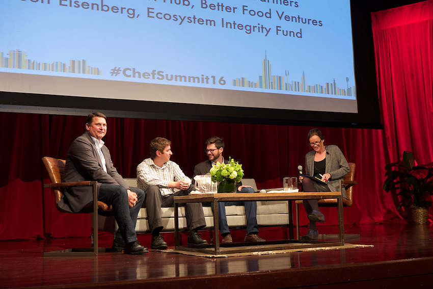 NEW YORK, NY - April 11, 2016: The 7th Annual Chefs Collaborative Summit in New York City.<br /> <br /> CREDIT: Clay Williams.<br /> <br /> &copy; Clay Williams / claywilliamsphoto.com