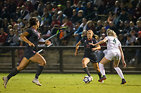 STANFORD, CA - August 24, 2018: Jojo Harber at Laird Q. Cagan Stadium. The Stanford Cardinal defeated the USF Dons 5-1.