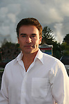Kurt McKinney - Guiding Light's actors meet fans at Stacy Jo's Ice Cream in McKees Rocks, PA on September 30, 2009. During the weekend of events proceeds from pink ribbon bagel sales at various Panera Bread locations will benefit the Young Women's Breast Cancer Awareness Foundation. (Photo by Sue Coflin/Max Photos)