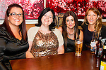 Fiona Branigan, Angela McGovern, Trisha Farrell and Rachel Nolan have a night in Barroco.<br /> Picture: Shane Maguire / www.newsfile.ie