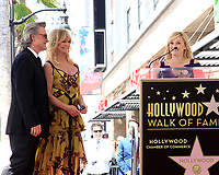 LOS ANGELES - MAY 4:  Kurt Russell, Goldie Hawn, Reese Witherspoon at the Kurt Russell and Goldie Hawn Star Ceremony on the Hollywood Walk of Fame on May 4, 2017 in Los Angeles, CA