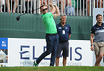 Irelands Ronan Keatin <br /> <br /> Golf - Day 2 - Celebrity Cup 2018 - Saturday 1st July 2018 - Celtic Manor Resort  - Newport<br /> <br /> &copy; www.sportingwales.com- PLEASE CREDIT IAN COOKCelebrity Cup 2018<br /> Celtic Manor Resort<br /> 01.07.18<br /> &copy;Steve Pope <br /> Fotowales