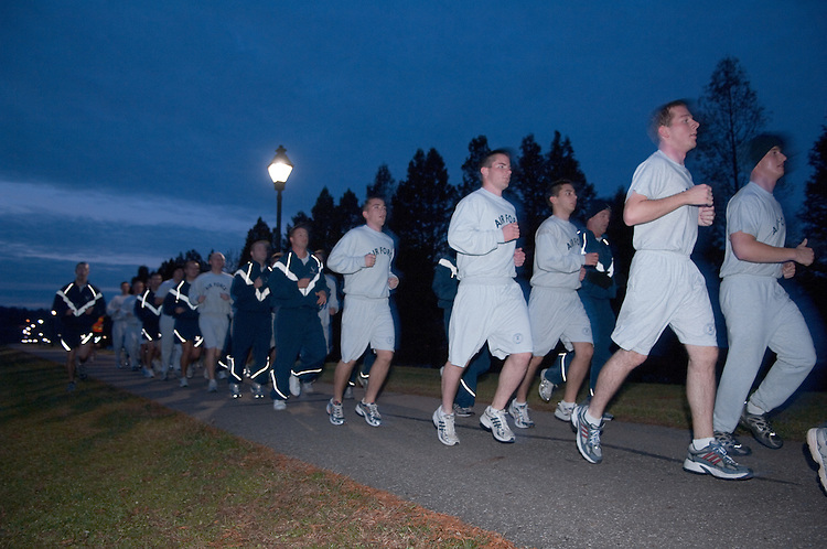 17938Air Force ROTC Warrior Run
