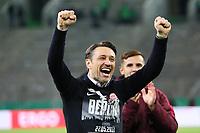 25.04.2017: Borussia Moenchengladbach gegen Eintracht Frankfurt
