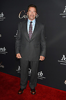 HOLLYWOOD, CA - SEPTEMBER 06: Arnold Schwarzenegger at the premiere of 'Mr. Church' at ArcLight Hollywood on September 6, 2016 in Hollywood, California. Credit: David Edwards/MediaPunch