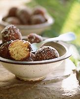 Europe/France/Corse/2B/Haute-Corse/Cap Corse/Murato: Beignets de pomme de terre sucrés