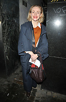 Maxine Peake at the &quot;True West&quot; theatre press night, Vaudeville Theatre, The Strand, London, England, UK, on Tuesday 04 December 2018.<br /> CAP/CAN<br /> &copy;CAN/Capital Pictures
