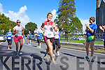 Janet Slye and Janette Ryan who took part in the Killarney Women's Mini Marathon on Saturday last.