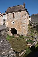 Europe/Europe/France/Midi-Pyrénées/46/Lot/Puy-l'Evèque: Le Moulin du XVIII ème