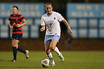 13 November 2015: North Carolina's Annie Kingman. The University of North Carolina Tar Heels hosted the Liberty University Flames at Fetzer Field in Chapel Hill, NC in a 2015 NCAA Division I Women's Soccer game. UNC won the game 3-0.