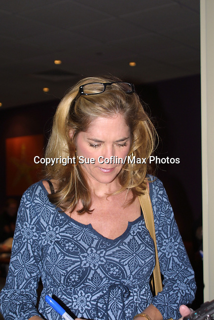 Kassie DePaiva at the 2009 Daytime Stars and Strikes to benefit the American Cancer Society to benefit the American Cancer Society on October 11, 2009 at the Port Authority Leisure Lanes, New York City, New York. (Photo by Sue Coflin/Max Photos)