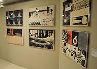S&Atilde;O PAULO-SP-27,07,2014-OCUPA&Ccedil;&Atilde;O ALOISIO MAGALH&Atilde;ES - O designer Aloisio Magalh&atilde;es &eacute; o homenageado da 19&deg; edi&ccedil;&atilde;o do Programa Ocupa&ccedil;&atilde;o,tendo a curadoria de Jo&atilde;o de Souza Leite.Acontece entre 26 de julho e 24 de agosto e a entrada &eacute; franca, no Ita&uacute; Cultural na Avenida Paulista 149.Regi&atilde;o Centro-Sul da cidade de S&atilde;o Paulo,na tarde desse Domingo,27<br /> (Foto de Kevin David/Brazil Photo Press)