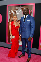 "LOS ANGELES - JUL 13:  Iva Colter, Mike Colter at the ""Girls Trip"" Premiere at the Regal Cinemas on July 13, 2017 in Los Angeles, CA"
