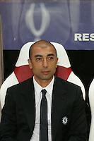Roberto Di Matteo (coach Chelsea)
