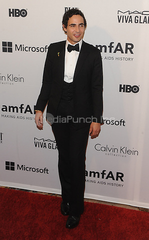 New York,NY- June 10: Zac Posen attends the amfAR Inspiration Gala at The Plaza Hotel In New York City on June 10, 2014 . Credit: John Palmer/MediaPunch