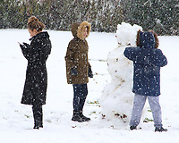 DEC 10 Snow in Bedfordshire