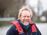 Putney, London, Pre Boat Race Fixture, <br /> <br /> Oxford University Boat Club {OUBC}v [Mandatory Credit; odd-stock.com]<br /> <br /> Oxford<br />  Brookes University over the River Thames, Championship Course Putney to Mortlake, Sunday 26/02/2017. [Mandatory Credit; Patrick White/Intersport-images]<br /> <br /> John Wiggins