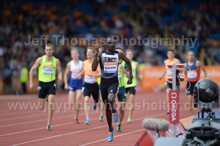 Sainsbury's Birmingham Grand Prix - IAAF Diamond League meeting - Sunday 24th August 2014 - Alexanda stadium Birmingham<br /> <br /> <br /> <br /> Photo by Jeff Thomas/Jeff Thomas Photography