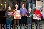 Attending the St. John&rsquo;s Church Ashe St Tralee, Ballymac and Ballyseedy Christmas Fair launch. L to r: Rhona Giles, Michael Latchford, Rev, Jim Stephens, Mary Kinch &amp; Mona Butler.<br /> The Christmas Fair is been held this Saturday Dec 16th from 10am to 6pm.