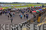 At the Listowel Races on Sunday